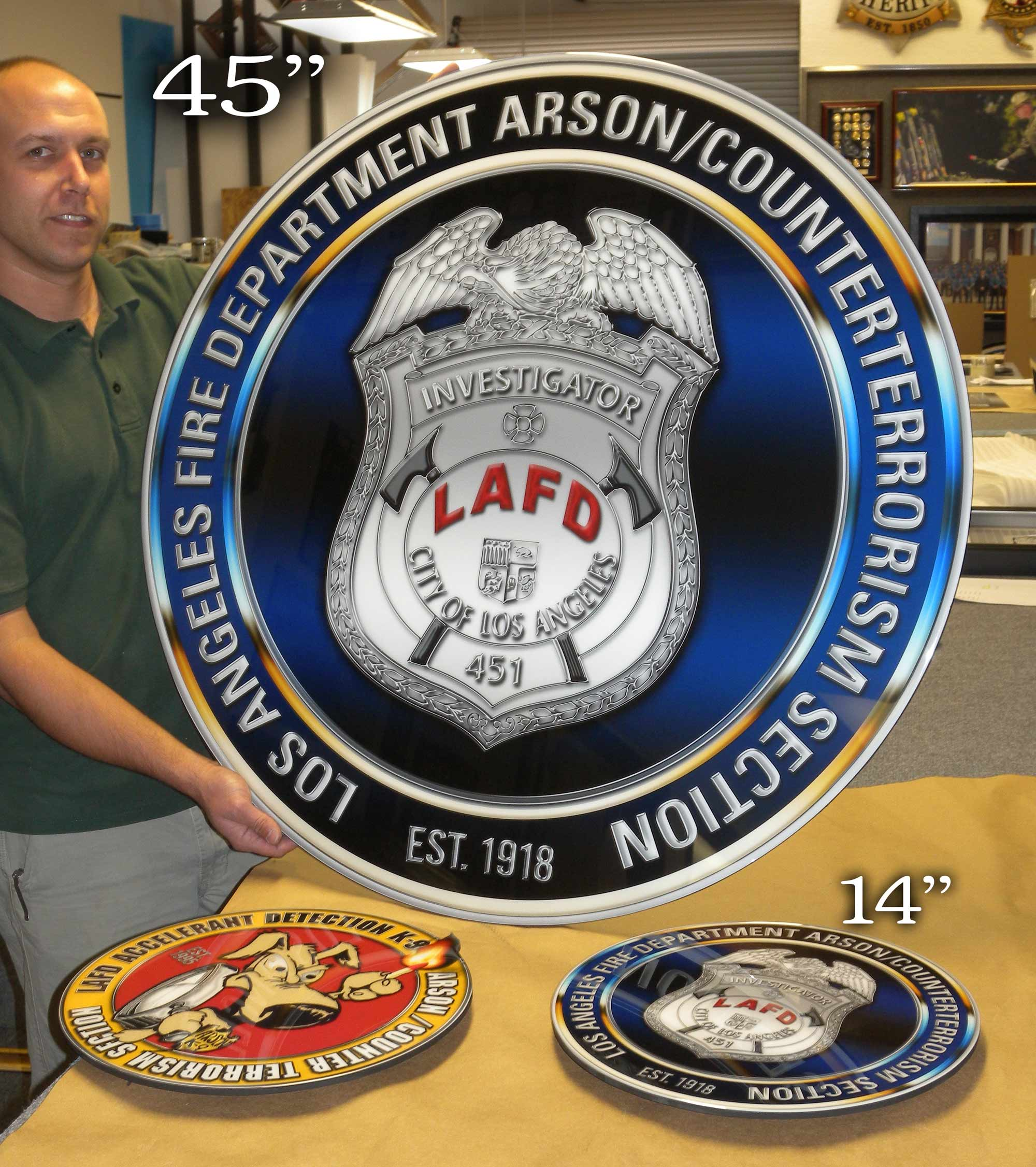Fontana pd vacation patrol patches