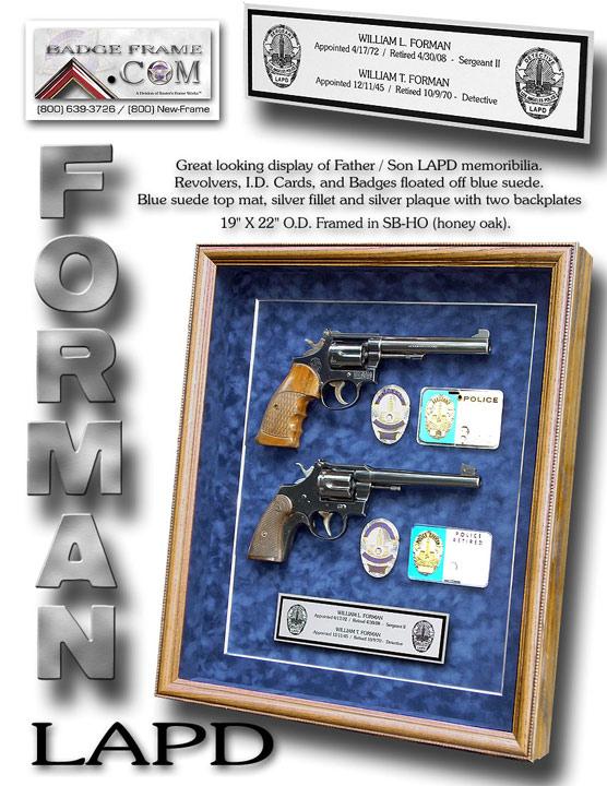 Forman / LAPD