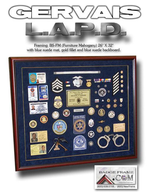 GERVIAS / LAPD