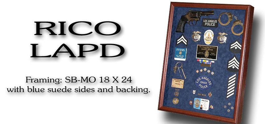 Rico / LAPD