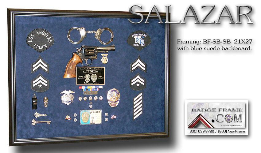 Salazar / LAPD