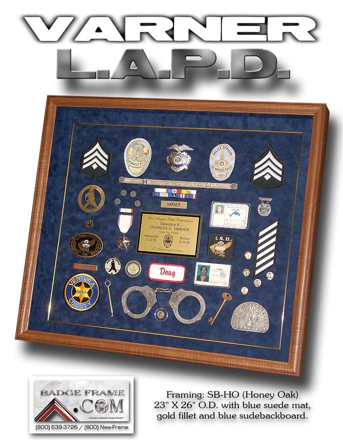 Varner / LAPD