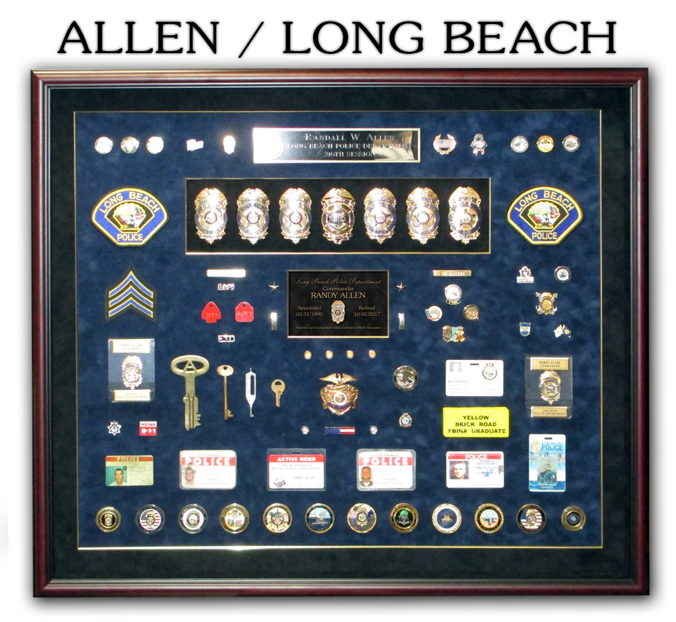 Allen / Long Beach PD