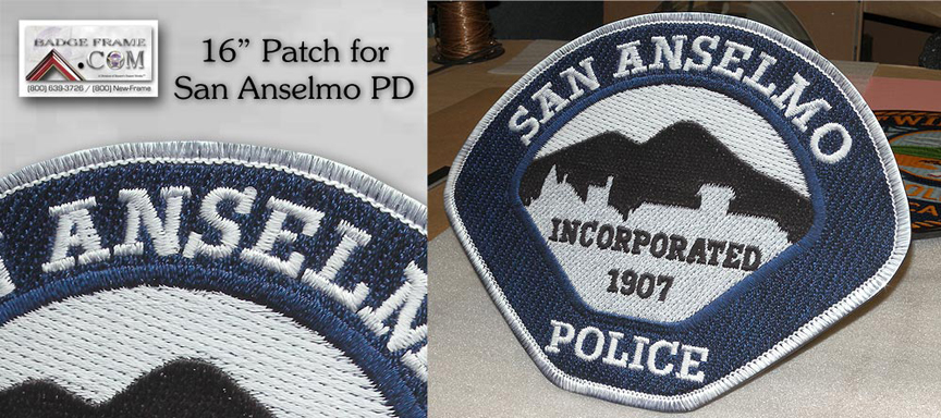 San Anselmo PD Patch