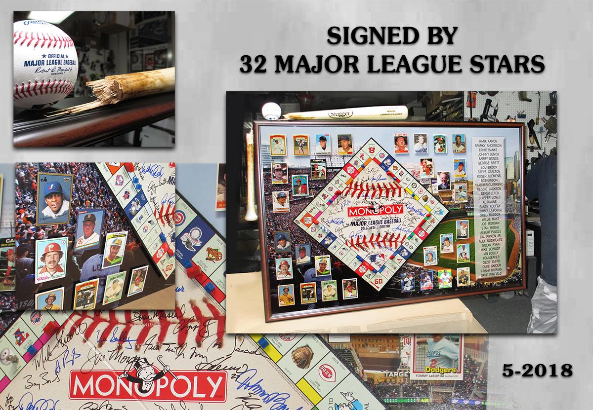 Major League Baseball / Monopoly