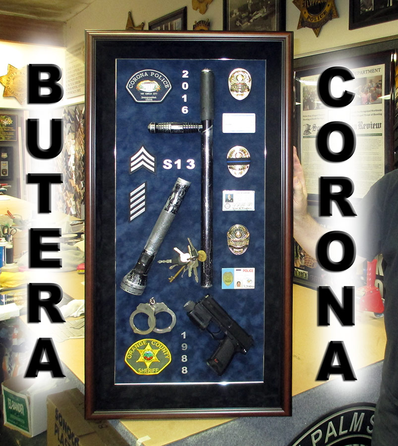 Butera - Corona PD presentation             from Badge Frame