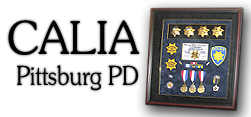Calia - Pittsburg PD