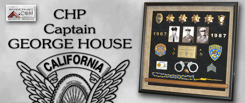 CHP Captain House
