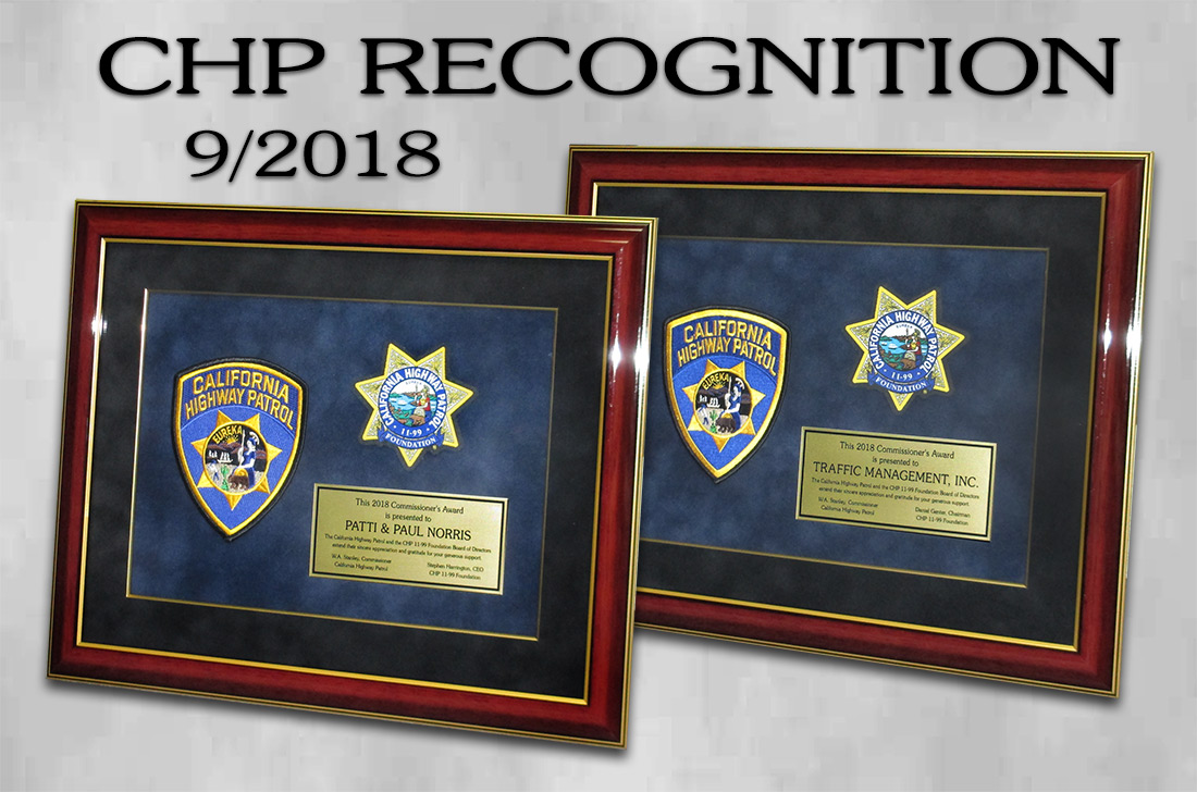 CHP Recognition