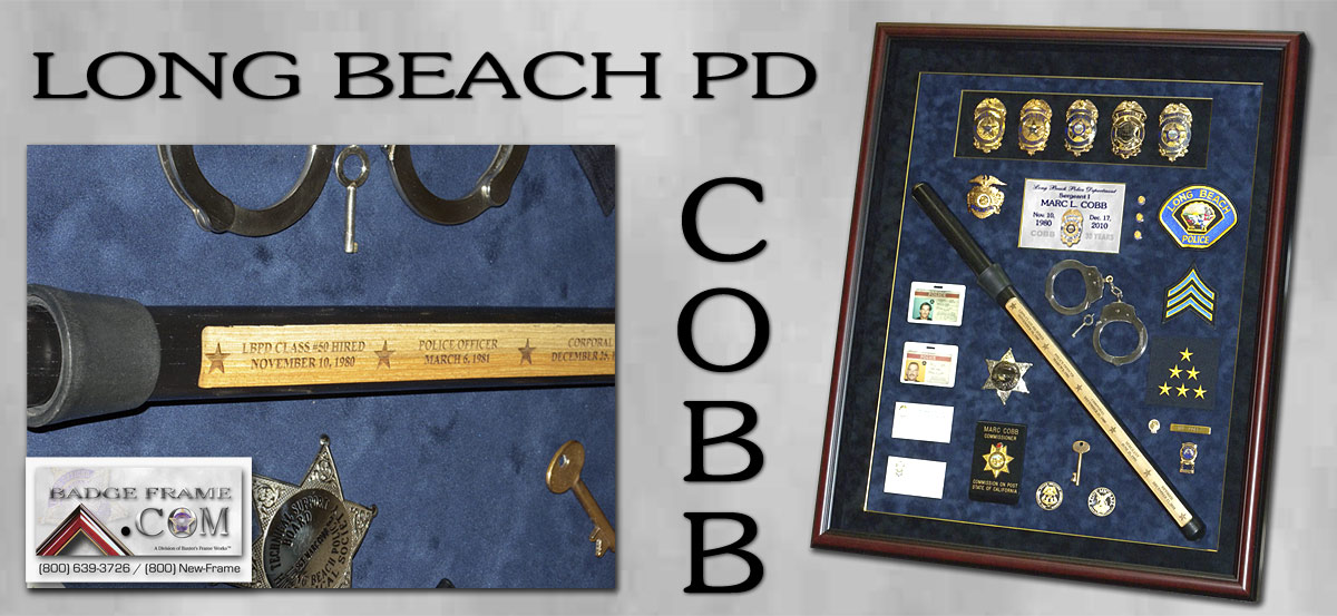 Cobb - Long Beach PD