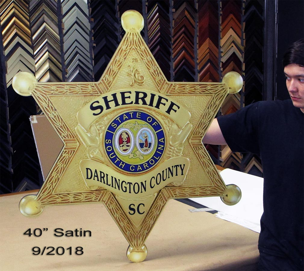 Darlington Co. Sheriff