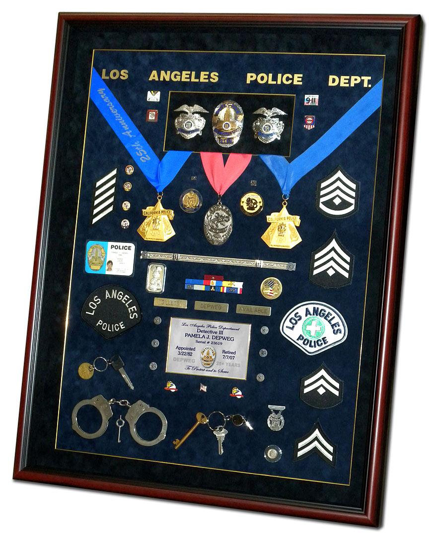 Medals Presentations
