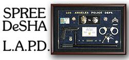DeSha - LAPD