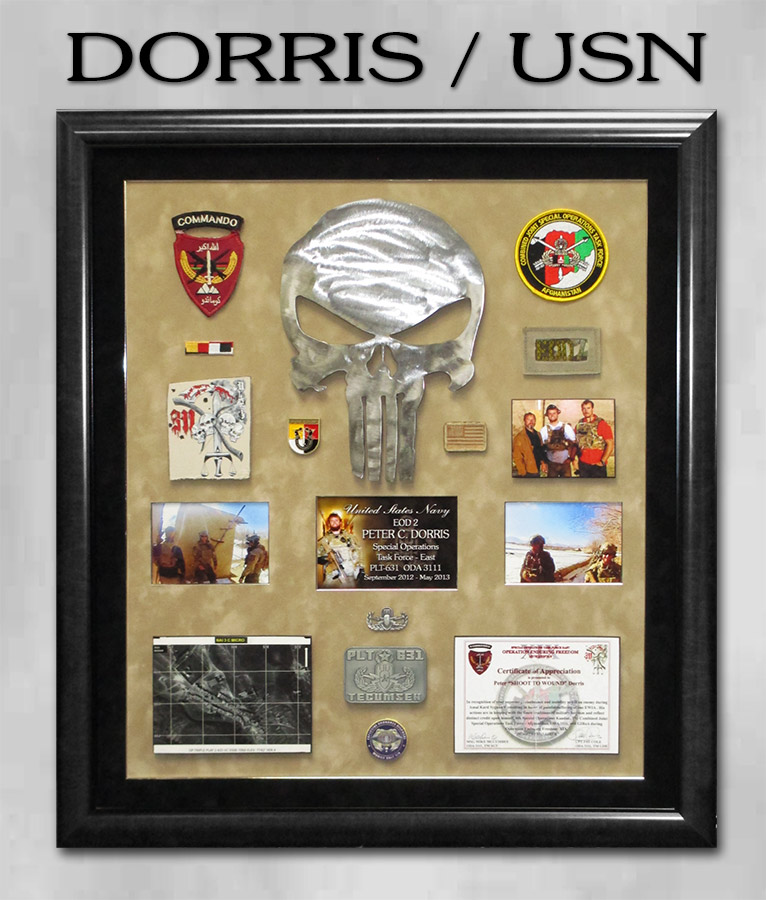 Dorris / USN Retirement