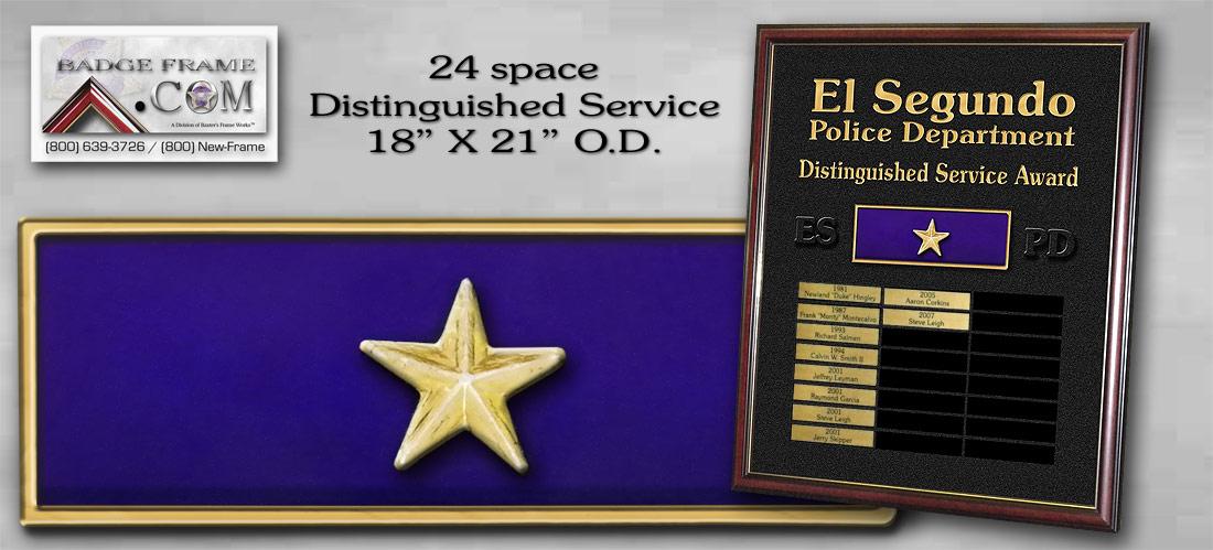 El Segundo -               Distinguished Service