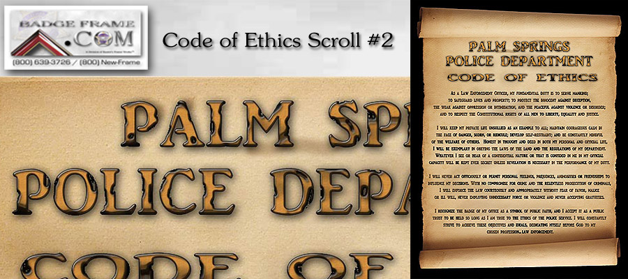 Ethics Scroll