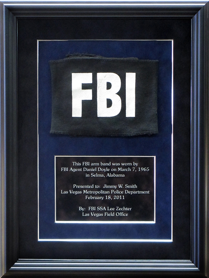 Fbi Past Framing Projects