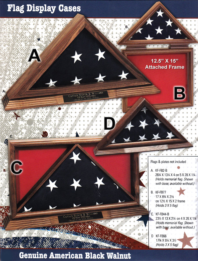 Flag Boxes