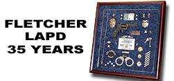 John           D. Fletcher / LAPD - 35 years