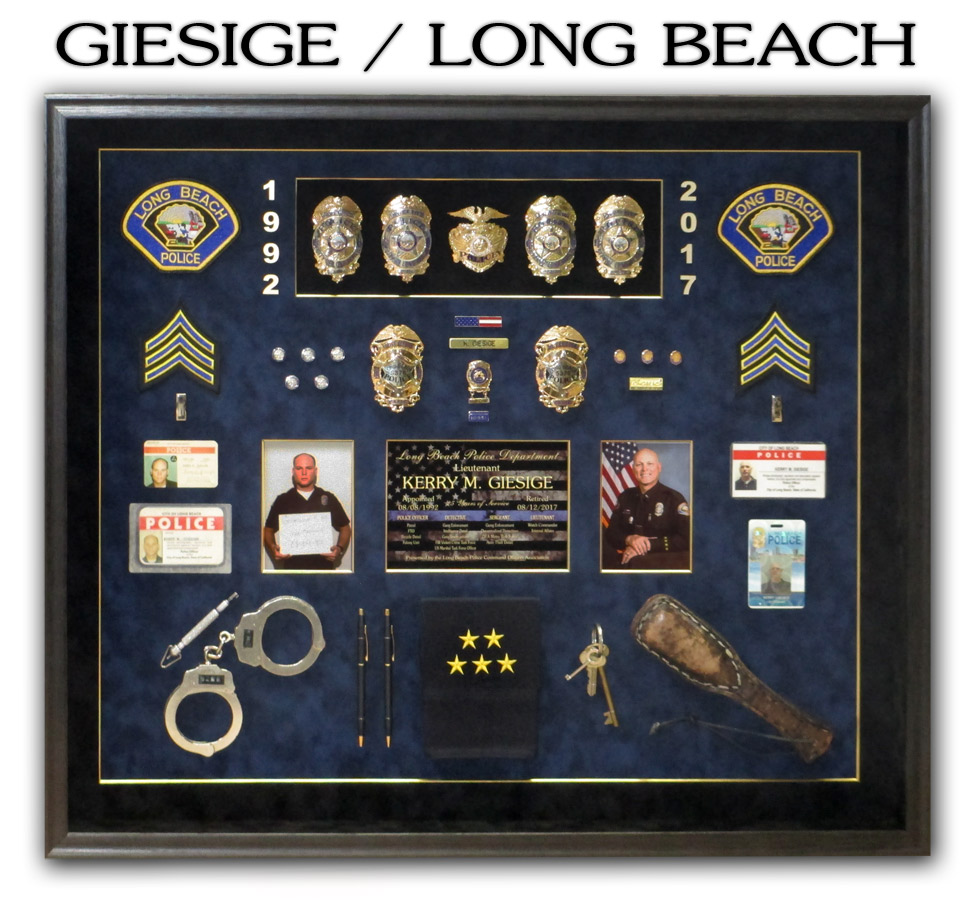Giesige / Long Beach PD