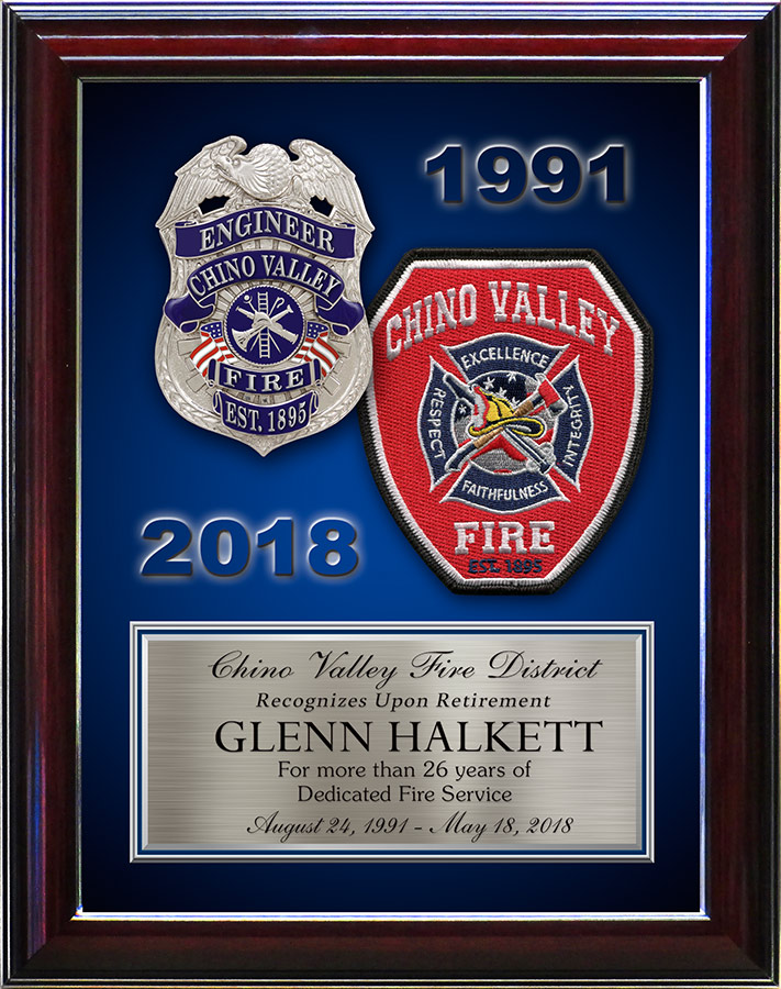 Halkett - Chino Valley Fire