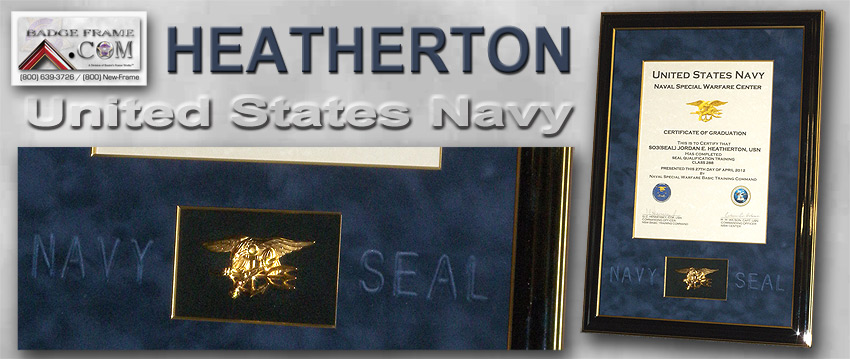 Heatherton - Navy Seal