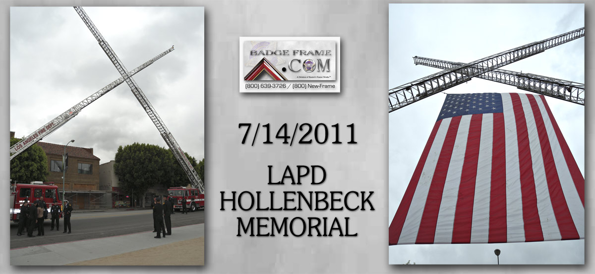 Hollenbeck Memorial Photos