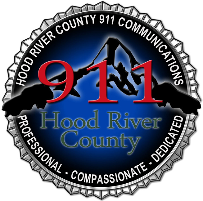 Hood River 911 Seal