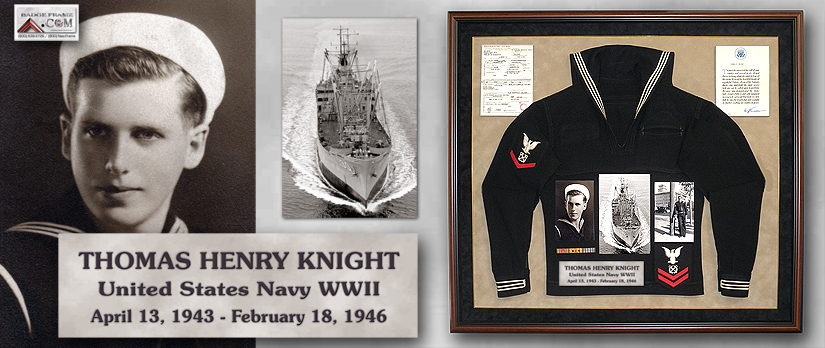 Herry Knight / U.S. Navy