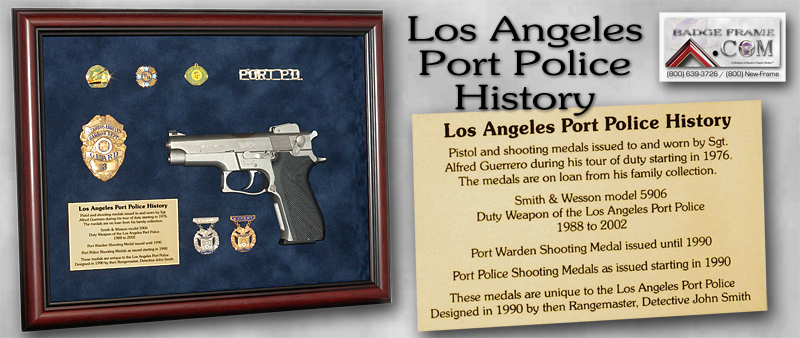 L.A. Port Police