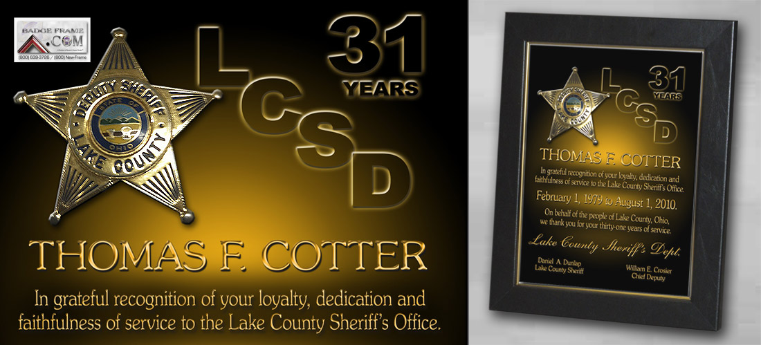 Lake         County Sheriff