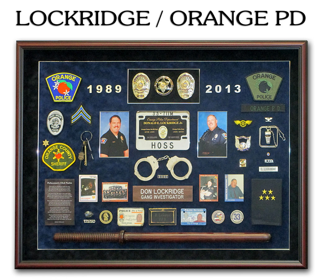 Lockridge - Orange PD
