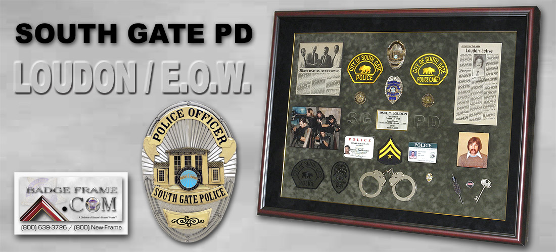 South Gate PD - Loudon
