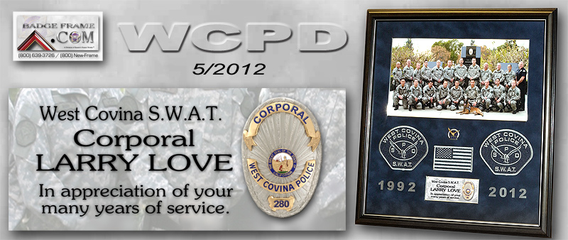 Love - West Covina PD