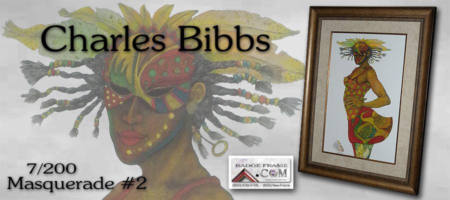 Charles Bibb\'s Framing / Custom framing for Bibb\'s pieces