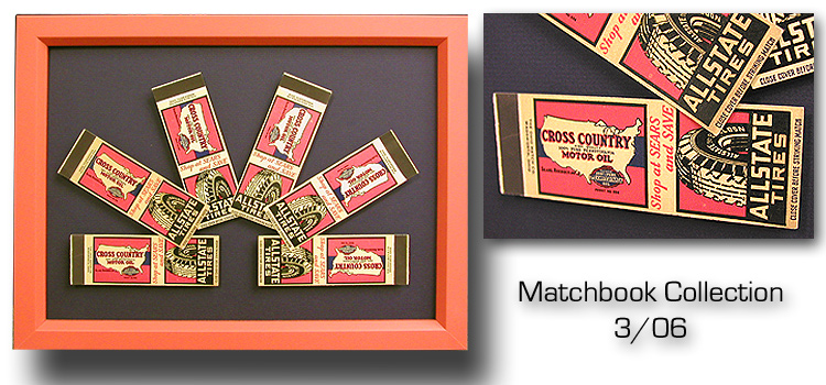 Matchbook Collection