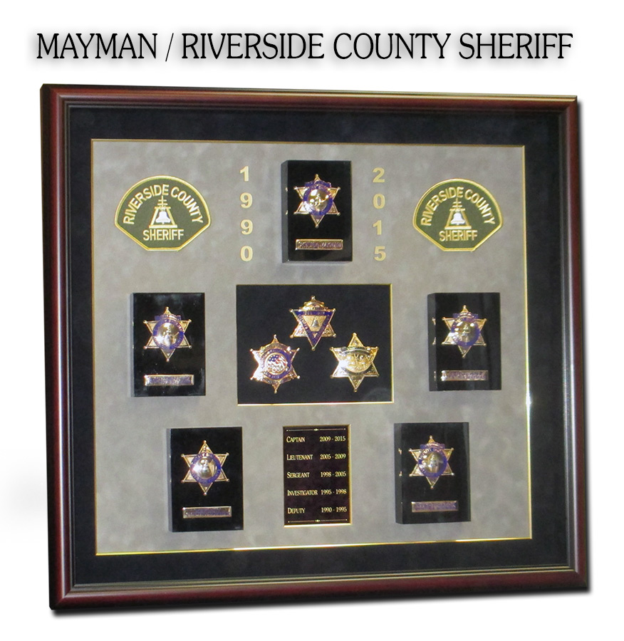 Mayman - Riverside County Sheriff