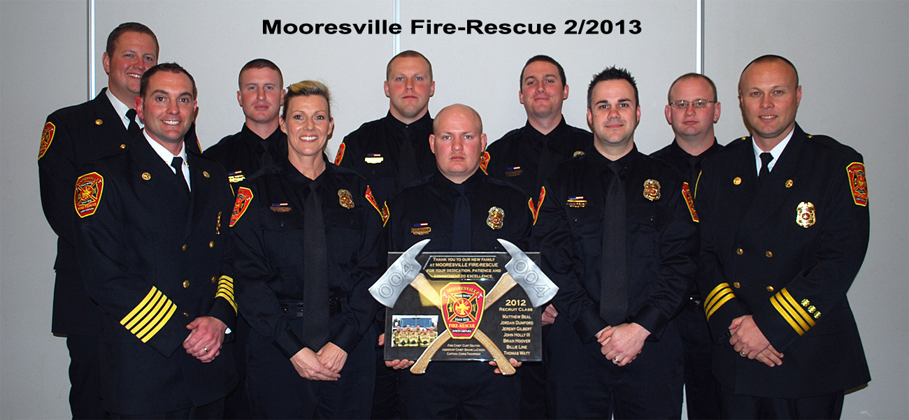 Mooresville Fire -               Rescue