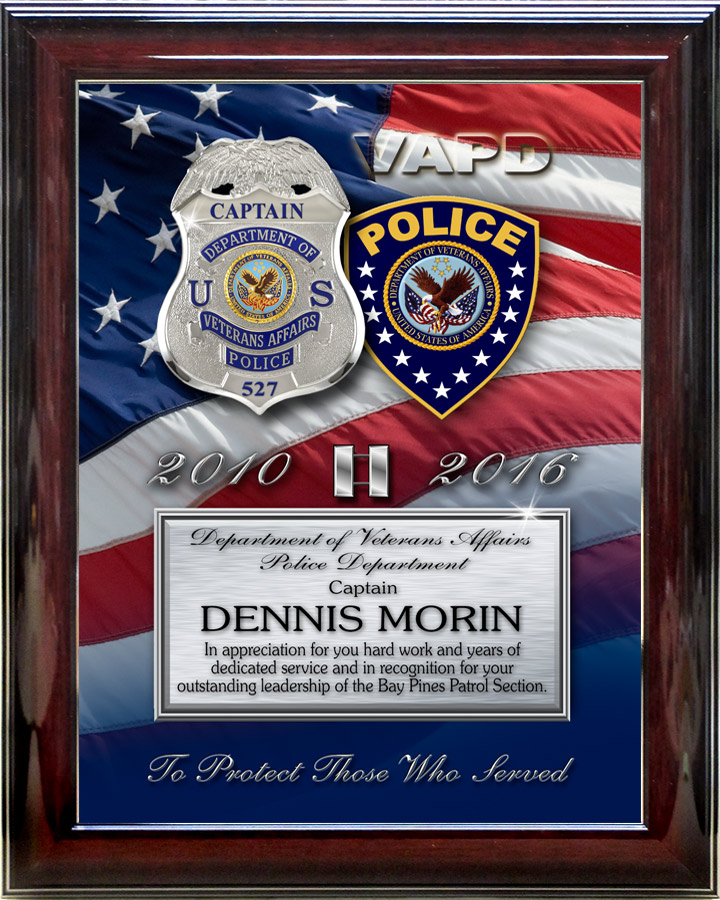 Morin - Department of Veterans Affairs PD