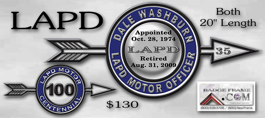 LAPD Motor Officers Centennial