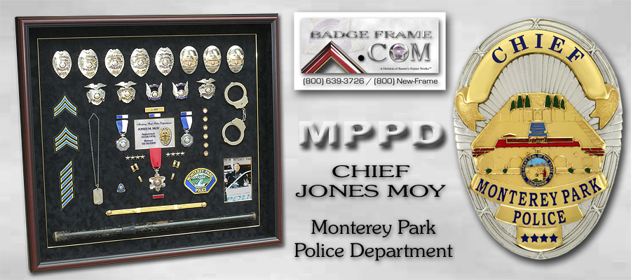 Chief Moy - Monterey Park