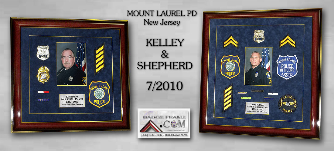 Mt. Laurel PD - New