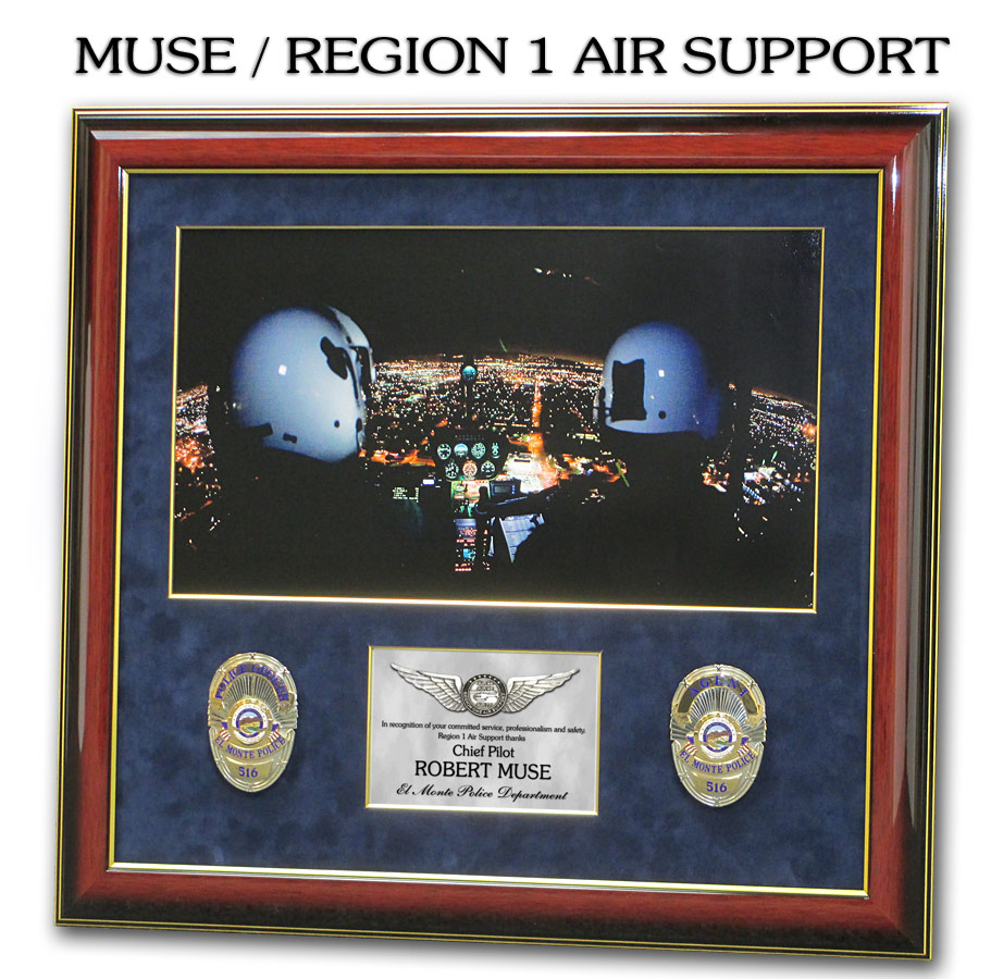 Muse - Region 1 Air Support - El Monte PD