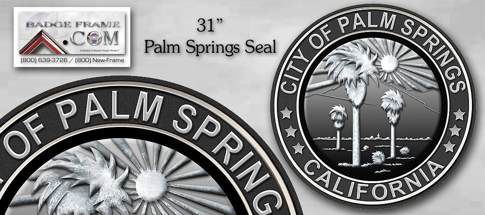 Palm Springs Seal