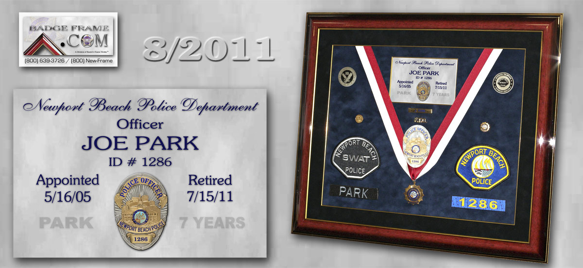 Joe Park - Newport Beach PD