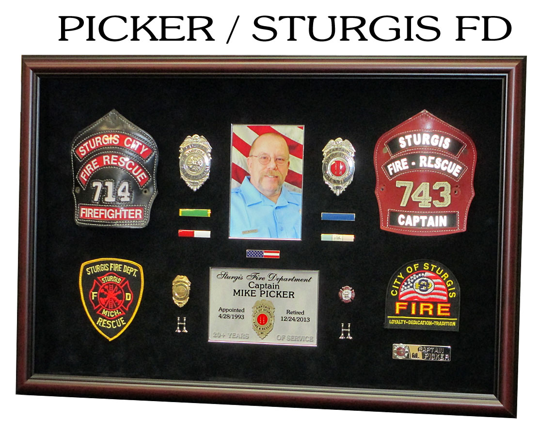 Picker -                   Sturgis FD