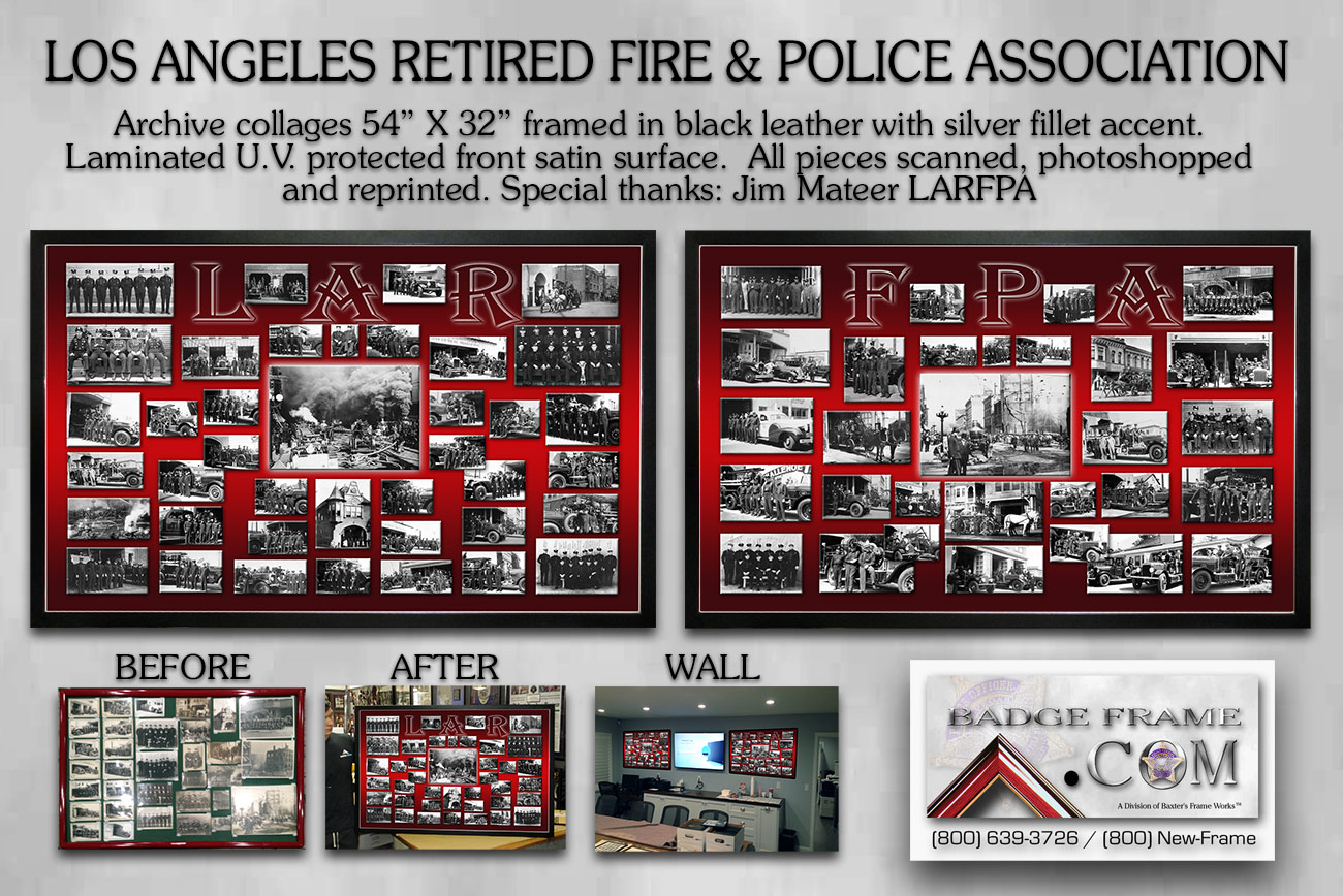 Jim Mateer / Los Angeles Retire Fire & Police Association