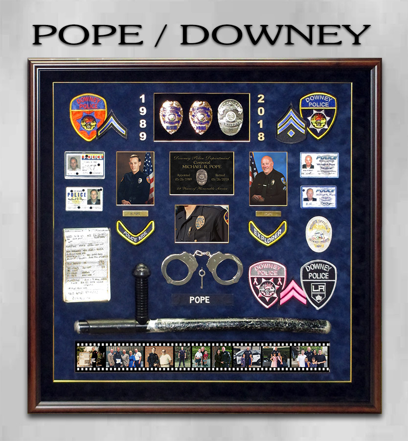 Pope / Downey PD