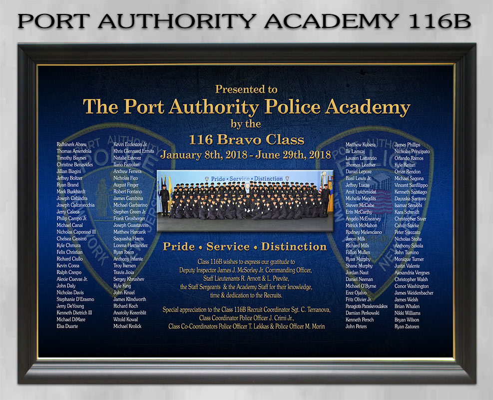 Pory Authority 116B