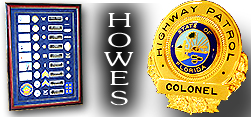 Ken Howes / Florida                   Highway Patrol and AAST Schlorship Foundation
